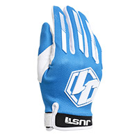 Guantes Just-1 J Force azul