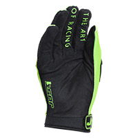 Guantes Just-1 J Force X verde