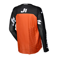 Camiseta Just-1 J Force Terra naranja