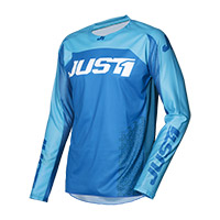 Camiseta Just-1 J Force Terra azul