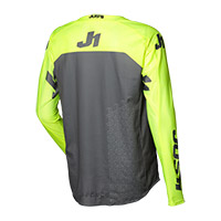 Just-1 J Force Terra Jersey Grey Yellow