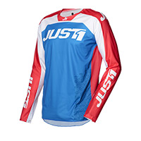 Just-1 J Force Terra Jersey Blue Red