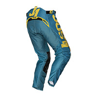 Pantalones Just-1 J Force Terra azul amarillo