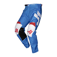 Pantalones Just-1 J Force Terra azul rojo