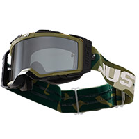 Maschera Just-1 Nerve Absolute Camo Verde