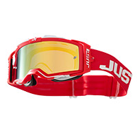 Gafas Just-1 Nerve Absolute rojo blanco