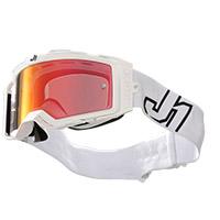 Just-1 Nerve Prime Goggle White Red