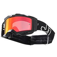 Just-1 Nerve Prime Goggle Black Red