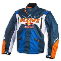 Kini Redbull Kini Competition Jacket 2017 Navy-orange