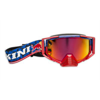 Kini Redbull Competition Goggles 2017 Navy-rosso