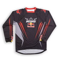 Kini Redbull Competition Shirt 2016 Vented Nero