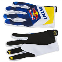 Kini Redbull Vintage Gloves 2017 Navy-yellow
