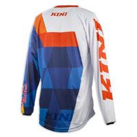 Kini Redbull Vintage Shirt 2017 Arancio-blu