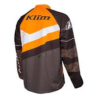 Klim Revolt Pullover Race Spec Strike Orange