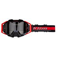 Klim Viper Pro Ascent Redrock Goggle Red