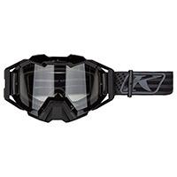 Klim Viper Pro Ops Black Photochromic Goggle