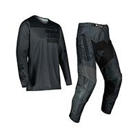Completo Leatt 3.5 Ride Kit 2022 Grigio