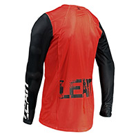 Leatt 3.5 JR Youth Jersey red