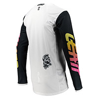 Leatt 3.5 JR Skull Youth Jersey white