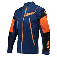 Leatt 4.5 Lite Jacket Orange Blue