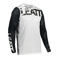 Maillot Leatt 4.5 X-flow Blanc