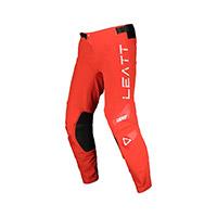 Pantaloni Leatt 5.5 Iks 2022 Rosso