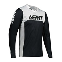 Leatt 5.5 Ultraweld Jersey Black White