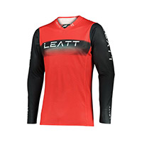 Leatt 5.5 Ultraweld Jersey Red