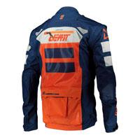 Veste Offroad Leatt 4.5 X-flow Orange