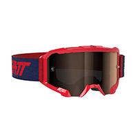 Leatt Velocity 4.5 Iriz Goggle Red Platinum