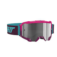 Maschera Leatt Velocity 4.5 Neon Rosa