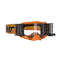 Leatt Velocity 5.5 Roll Off Neon Goggle Orange