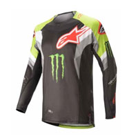 Alpinestars Et Monster Energy Jersey
