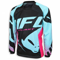 Ufo Jersey Offroad Sequence Black