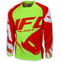 Ufo Jersey Offroad Sequence Red