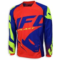 Ufo Jersey Offroad Sequence Red Fluo