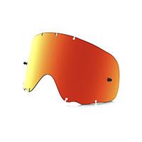 Oakley Lens Crowbar Fire Iridium