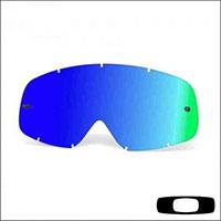 Oakley Lens O2 Mx Black Ice Iridium