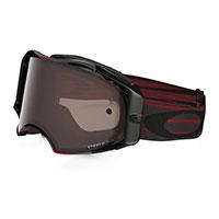 Oakley Airbrake Mx Prizm™ Nemesis Gunmetal - Lente Black