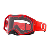 Maschera Oakley Airbrake Mx Rosso Lente Chiara