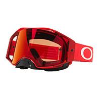 Maschera Oakley Airbrake Mx Rosso Prizm Torch