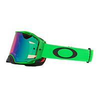 Maschera Oakley Airbrake Mx Verde Prizm Jade
