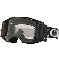 Oakley Airbrake Mx Race Ready Black Lens Low Light