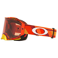 Oakley Airbrake Mx Tld Quattro Arancio Prizm Bronze