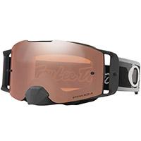 Oakley Front Line Mx Tld Confetti Stealth Nero