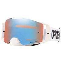 Oakley Front Line Mx Factory Pilot Sapphire Bianco