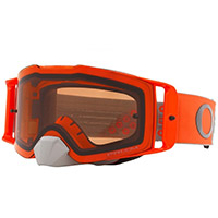 Oakley Front Line Mx Heritage Orange Lens Bronze