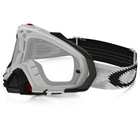 Oakley Mayhem Pro Matte White Speed W/ Clear