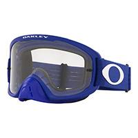 Oakley O Frame 2.0 Pro Mx Blu Lente Chiara