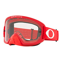 Oakley O Frame 2.0 Pro Mx Rosso Lente Chiara